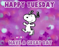 #jussayin: HAPPY TUESDAY  HAVE A GREAT DAY #jussayin