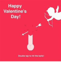 Happy Valentine's Day you filthy animals ❤️💛💚💙💜 bestofgrindr: Happy  Valentine's  Day  Double tap to hit the balls! Happy Valentine's Day you filthy animals ❤️💛💚💙💜 bestofgrindr
