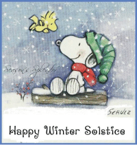 solstice: Happy Winter Solstice