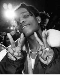 Today, Hood, and Song: #HappyBirthday goes out to #ASAPRocky! He turned 30 today! Comment your favorite song or album of his below! 👇🎂🎈