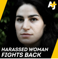 Memes, France, and Back: HARASSED WOMAN  FIGHTS BACK This woman was slapped in the street, so she's set up a website for people to share their stories of street harassment in France. #balancetonporc