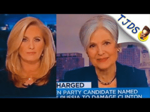 MSNBC is constantly called a leftist media outlet, yet never actually does anything lefty. It serves the Democratic party. Watch Stein disarm a news host over the Russia situation. It's also sad how so many news outlets had headlines that explicitly drew a picture that Stein was unhinged.  The U.S. media is garbage. : HARGED  N PARTY CANDIDATE NAMED MSNBC is constantly called a leftist media outlet, yet never actually does anything lefty. It serves the Democratic party. Watch Stein disarm a news host over the Russia situation. It's also sad how so many news outlets had headlines that explicitly drew a picture that Stein was unhinged.  The U.S. media is garbage.