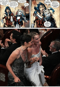 Harley Quinn's obsessive crush on Wonder Woman is real! https://9gag.com/gag/avOOg4E/sc/funny?ref=fbsc: HARLEY HOW  WHO AWE'RE A  KIPPINGT TEAM AGAIN  LIFE TODAY  LOOKING AT  ONCE YOU'VE  LOOKED INTO ONE  ABYSS YOUVE  SEEN EM ALL  SORROW's  FACE?  げ'9  NO BIG  SISTER! WE  SHOULD BE THE  NEW WONDER  TWINS  WE  SSIST THE  OTHERS  HARLEY Harley Quinn's obsessive crush on Wonder Woman is real! https://9gag.com/gag/avOOg4E/sc/funny?ref=fbsc