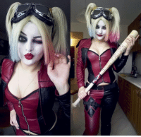 Cosplay, Harley, and Harley Quinn