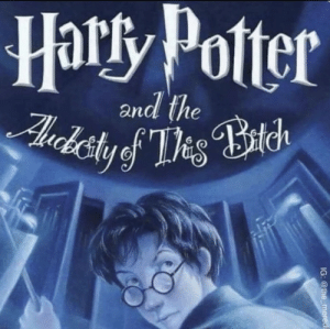 E: Harly Potter  Akckety of This Bitch  and the  IG: @the_meredi E
