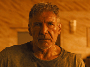 Harrison Ford played a role in the 2017 film Blade Runner 2049, shocking the world with what I already suspected all along: he faked his death in the Force Awakens (2015).: Harrison Ford played a role in the 2017 film Blade Runner 2049, shocking the world with what I already suspected all along: he faked his death in the Force Awakens (2015).
