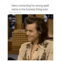 I miss his longish hair, so beautiful: Harry correcting his wrong spell  name is the funniest thing ever I miss his longish hair, so beautiful