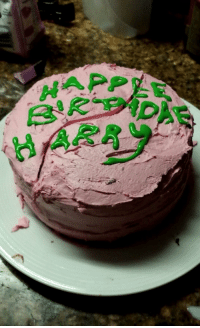 Birthday, Memes, and 🤖: HARRY Make this for me for my birthday and I'm yours https://t.co/vkxxoLFsdy