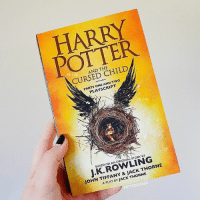NEW BLOG POST | 2017 — Harry Potter and the Cursed Child: Official vs Rehearsal Edition Comparison! Head over to my blog, the link is in my bio and make sure you tell me what you think. It's also completely SPOILER FREE! — Comments have been turned off to stop people commenting rude things about CC. If you've read the blog post and have questions or anything about it, message me instead!: HARRY  POTTER  AND THE  CURSED CHILD  PARTS ONE AND TWO  PLAYSCRIPT  IG  J.K. ROWLING  BASED ON AN ORIGINAL STORY BY  JOHN TIFFANY & JACK THORNIE  A PLAY BY JACK THORNE NEW BLOG POST | 2017 — Harry Potter and the Cursed Child: Official vs Rehearsal Edition Comparison! Head over to my blog, the link is in my bio and make sure you tell me what you think. It's also completely SPOILER FREE! — Comments have been turned off to stop people commenting rude things about CC. If you've read the blog post and have questions or anything about it, message me instead!