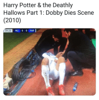This 😆👌 Dobbie DiMaria: Harry Potter & the Deathly  Hallows Part 1: Dobby Dies Scene  (2010)  39:25  MU 00 PAR | This 😆👌 Dobbie DiMaria