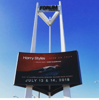 ..: Harry Styles  E ON TOUR  SPECIAL OUEST KACEY  RAVES  DUE TO OVERWHELMING DEMAND, SECOND DATE ADDED!  JULY 13 & 14, 20 18 ..