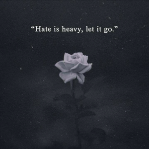 "Let It Go, Hate, and  Heavy: ""Hate is heavy, let it go."" Let it go.... https://t.co/RYBVNRMWcU"