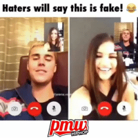 """""""Haters will say it's fake"""" 😂😂 justinbieber selenagomez @pmwhiphop @pmwhiphop @pmwhiphop @pmwhiphop @pmwhiphop @pmwhiphop: Haters will say this is fake!  HIPHOP """"Haters will say it's fake"""" 😂😂 justinbieber selenagomez @pmwhiphop @pmwhiphop @pmwhiphop @pmwhiphop @pmwhiphop @pmwhiphop"""