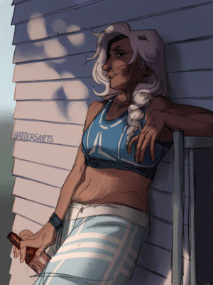 hattersarts:  happy butch sunday, ana amari is my butch lesbian mother dont @ me. : hattersarts:  happy butch sunday, ana amari is my butch lesbian mother dont @ me.