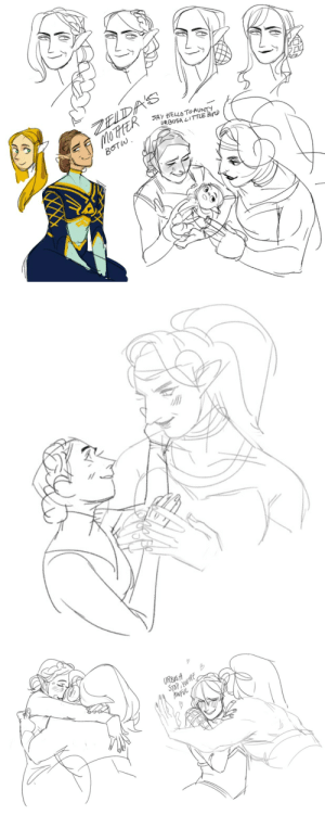 "hattersarts:    there's no canon description of zelda's mother and its also unclear if the royal line was through her or the king so i thought what if her mother was a zelda too with godess blood but looked like another generation's zelda. Also i now know from the botw DLC that urbosa was a friend of hers and im emo   all of urbosa's mothering to zelda makes so much sense and im crying………… also zelda's mum + urbosa fucked no doubt. ""''my dear friend"""" ""'the sweetest smile that ever graced hyrule'"" you ate her out urbosa just say it   : hattersarts:    there's no canon description of zelda's mother and its also unclear if the royal line was through her or the king so i thought what if her mother was a zelda too with godess blood but looked like another generation's zelda. Also i now know from the botw DLC that urbosa was a friend of hers and im emo   all of urbosa's mothering to zelda makes so much sense and im crying………… also zelda's mum + urbosa fucked no doubt. ""''my dear friend"""" ""'the sweetest smile that ever graced hyrule'"" you ate her out urbosa just say it"