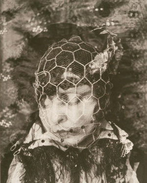 Instagram, Stephen, and Tumblr: hauntedbystorytelling:Gertrud Arndt :: Masked Self-Portrait number 16, circa 1930 / source: stephen ellcock
