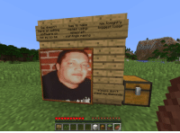 please join my minecraft server for free admin: have an editin  software on  Sal doesn't has to make  g Memes usingg  minecraft  him tonight's  biggest loser  is po so hepaintings making  please don't  steal my diamonds please join my minecraft server for free admin
