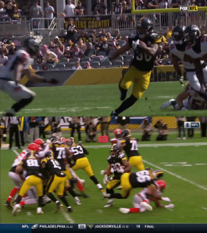 Have fun trying to tackle @JamesConner_ 🤷‍♂️  Happy birthday to the @steelers RB! https://t.co/rQIbAP9OGK: Have fun trying to tackle @JamesConner_ 🤷‍♂️  Happy birthday to the @steelers RB! https://t.co/rQIbAP9OGK