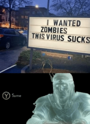 Have you ever thought that viruses can mutate / evolve. There's still hope.: Have you ever thought that viruses can mutate / evolve. There's still hope.