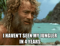 The feels as a top laner: HAVEN'T SEEN JUNGLER  IN 4 YEARS  memegenerator.net The feels as a top laner