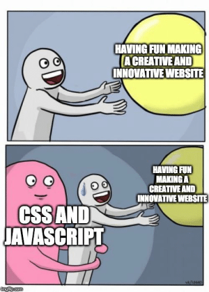 I Have a New Framework Down Here JavaScript Developers Javascript