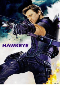Memes, 🤖, and Hawkeye: HAWKEYE What's your favorite Hawkeye moment?  (Andrew Gifford)