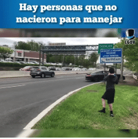Memes, 🤖, and Que: Hay personas que no  nacieron para manejar  LGDV  Farview Ave  SPONSOR A HIGHWAY  PROGRAM  LITTER REMOVAL  EarthCam