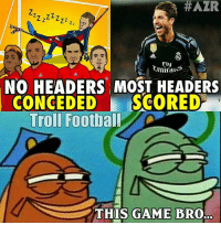 Bayern Munich Vs Real Madrid 🔥🔥: HAZR  Fly  NO HEADERS MOST HEADERS  CONCEDED SCORED  Troll Football  THIS GAME BRO. Bayern Munich Vs Real Madrid 🔥🔥