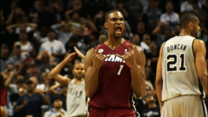 HBD @ChrisBosh  Do you think he should be in the Hall of Fame?   ▪️ 2 x NBA Champion ▪️ 11 x All-Star in 13 seasons ▪️ All-NBA 2nd team before joining the Heat  https://t.co/utS5YAtnnG: HBD @ChrisBosh  Do you think he should be in the Hall of Fame?   ▪️ 2 x NBA Champion ▪️ 11 x All-Star in 13 seasons ▪️ All-NBA 2nd team before joining the Heat  https://t.co/utS5YAtnnG