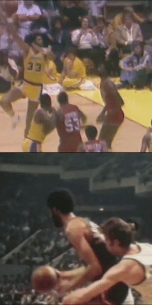HBD Kareem Abdul-Jabbar 🐐 His skyhook is the most unstoppable move in NBA history! https://t.co/VgWZC4fKBS: HBD Kareem Abdul-Jabbar 🐐 His skyhook is the most unstoppable move in NBA history! https://t.co/VgWZC4fKBS