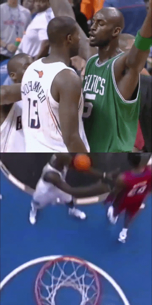 HBD Kevin Garnett aka Da Kid aka The Big Ticket aka one of the most intense players of all-time! https://t.co/TMcuMsrbKN: HBD Kevin Garnett aka Da Kid aka The Big Ticket aka one of the most intense players of all-time! https://t.co/TMcuMsrbKN