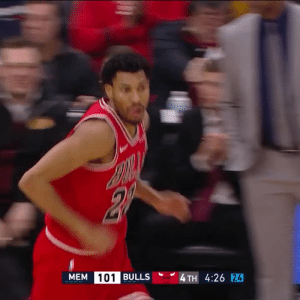 HBD Otto Porter Jr!   Highlights from his career-high 37 PTS (16-20 FGs) & 10 REB performance with the Bulls.    https://t.co/WSFf8afcaP: HBD Otto Porter Jr!   Highlights from his career-high 37 PTS (16-20 FGs) & 10 REB performance with the Bulls.    https://t.co/WSFf8afcaP