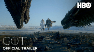 Hbo, Memes, and 🤖: HBO  OFFICIAL TRAILER HBO finally released the first official  trailer for #GameofThrones season 8! ⚔️ https://t.co/1yHbeFR97j