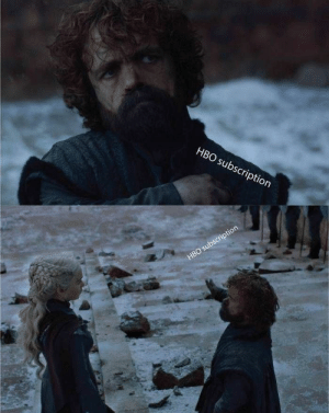 Best Game of Thrones Memes That Are Hilarious (48 Pics)-04: HBO subscription Best Game of Thrones Memes That Are Hilarious (48 Pics)-04
