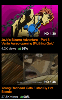 25+ Best Jojos Bizarre Adventure Part 5 Memes | Part 5 Memes