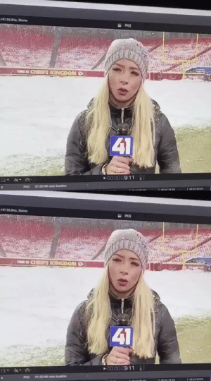 """Chiefs' Darwin Thompson coming in late with a nomination for quote of the year:   """"We can do it in any weather, any time, on the concrete, in front of Walgreens.. where you want it?""""  (@HayleyLewisKSHB) https://t.co/Jr2PKZEs6q: HD 59.94p, Stereo  PKG  THES ES CHILEFS  KOINGDOM C  00:00 09:11  0130:46 lotal duration  PKG  41   HD 59.94p, Stereo  PKG  THEE ES CHIEPSIKONGDOM O  41  00:00 09:11  01:30:46 total duration  PKG Chiefs' Darwin Thompson coming in late with a nomination for quote of the year:   """"We can do it in any weather, any time, on the concrete, in front of Walgreens.. where you want it?""""  (@HayleyLewisKSHB) https://t.co/Jr2PKZEs6q"""