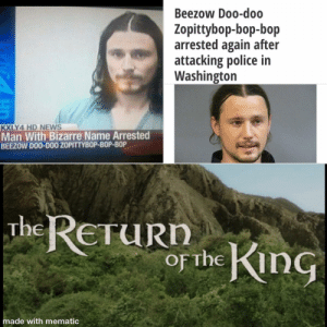 He's back by tony-o-dorizzi MORE MEMES: He's back by tony-o-dorizzi MORE MEMES