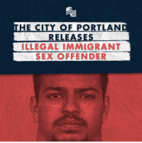 Old Woman, Sex, and American: HE CITY OF PORTLAND  RELEASES  ILLEGAL IMMIGRANT  SEX OFFENDER Sergio Jose Martinez, an illegal immigrant who has been deported 20 times, assaulted a 65-year-old woman. Portland authorities failed to notify ICE before releasing him in 2016, putting at risk innocent civilians. SHARE if you think Sanctuary Cities are interfering with the safety of American people.