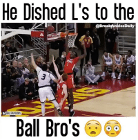 """Bol Bol's team made the Ball Brothers look like fools!👀 @ballervisions - Comment """"L"""" 3 times! - Follow @floaters for more!: He Dished L's to the  @Break Ankles Daily  BALLERVISIONS  Ball Bro's Bol Bol's team made the Ball Brothers look like fools!👀 @ballervisions - Comment """"L"""" 3 times! - Follow @floaters for more!"""