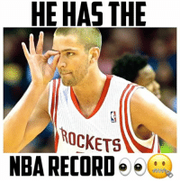 Memes, 🤖, and Rockets: HE HAS THE  ROCKETS  NBA RECORD  e Chandler Parson made 10 3's In-A-Row in the Second Half to set the NBA Record 💦🔥 - Follow (ME) @cleanestclipz for more! 🏀