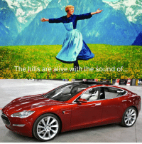 Silence... Car Throttle: he hills are alive with the sound of. Silence... Car Throttle