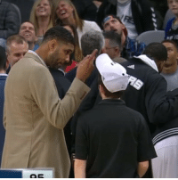 Wait for Tim Duncan at the end! 😂😂😂 savage: he is  05 Wait for Tim Duncan at the end! 😂😂😂 savage