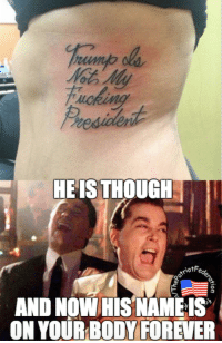 The stupidity... JOIN the fun! >> The Patriot Federation: HE IS THOUGH  iotFe  AND NOWHISNAMEIS  ON YOUR BODY FOREVER The stupidity... JOIN the fun! >> The Patriot Federation