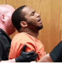 He just heard his bail was $2 million + he faces up to 60 years....just remember when y'all pulling them triggers y'all are prepared for the consequences.... Being tough is played out....get money build a family and stay out the way....: He just heard his bail was $2 million + he faces up to 60 years....just remember when y'all pulling them triggers y'all are prepared for the consequences.... Being tough is played out....get money build a family and stay out the way....