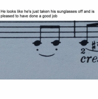 Megan, Memes, and Sunglasses: He looks like he's just taken his sunglasses off and is  pleased to have done a good job Ah music -Megan cleanfunny cleanlol cleanhaha cleanmeme cleanmemes cleanlaugh cleanlaughter cleanlaughs ha haha hahaha lol lolol lololol funny laugh laughs laughing laughter meemay textpost textposts tumblr internet wifi hashtags like