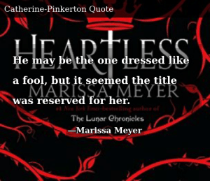 SIZZLE: He may be the one dressed like a fool, but it seemed the title was reserved for her.