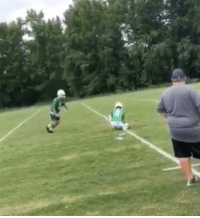 Run, Team, and Via: He nailed a 60-yard FG so the team didn't have to run sprints 👏  (via will.cobb17/IG, watterson_52/IG, ian.williamss/IG)