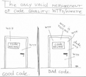 What the: he ONLY VACid meAsueenent  OF Code QUALITY: WTFS/iNUTe  WTF IS  Tis SHT  WTF  WTF  wtF  dude,  cocle  Review  WTF  てode  Review  WTF  WTF  BAd code  Good code What the