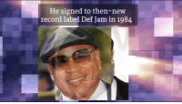 Let's wish LL Cool J a fantastic 49th Birthday!: He signed to then-new  record label Def Jam in 1984 Let's wish LL Cool J a fantastic 49th Birthday!