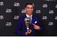 The award winners were happily posing with their trophies after the 2016 FIFA Football Awards. #TheBest: HE  ST  HE  THE  BEST  THE  BEST  THE  BEST  THE  BES  THE  SST  FIFA  THE  BEST  THE  THE  BEST  BEST  THE  BEST  THE  BEST The award winners were happily posing with their trophies after the 2016 FIFA Football Awards. #TheBest